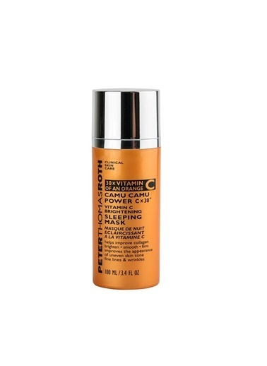 Peter Thomasroth PETER THOMAS ROTH Camu Camu Power CX30 Vitamin C Brightening Sleeping Mask 100 ml Renksiz
